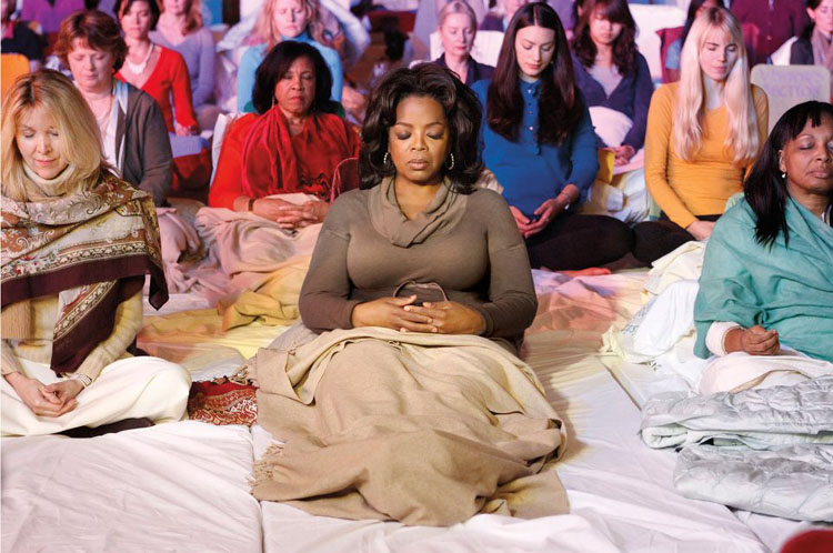 oprahmeditating